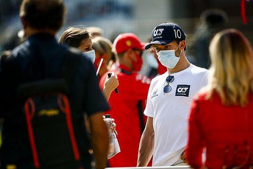 Gasly csúnyán kiakadt a 11. helye után Silverstone-ban: nem kicsit káromkodott