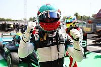 Barcelona F3: Hughes takes first win in over a year