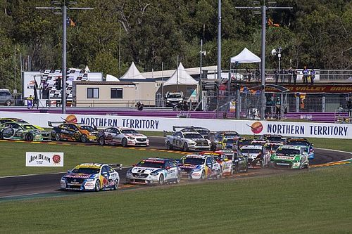 Supercars Darwin Triple Crown extended to three days