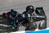 Caso Mercedes: la W11 di Hamilton è un mistero
