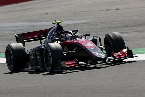 F2シルバーストン2予選:アイロット今季2度目PP。日本勢最上位は角田の10番手