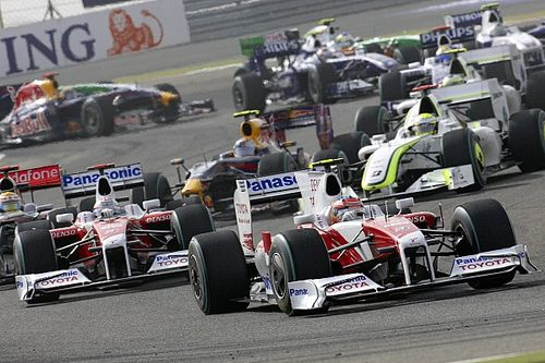 The grand prix that Toyota should have won