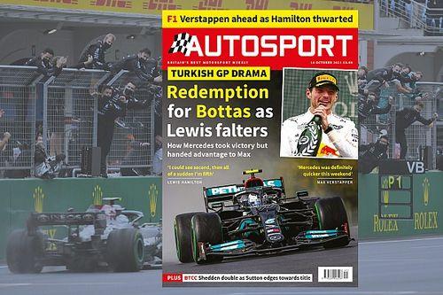 Magazine: Bottas's wet weather turnaround, Wheldon remembered