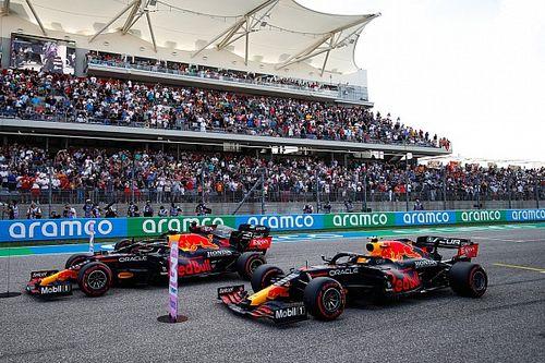 GALERÍA: las fotos del día del GP de Estados Unidos de F1