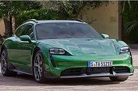 """Megjött a Porsche elektromos """"terepjárója"""", a Taycan Cross Turismo!"""