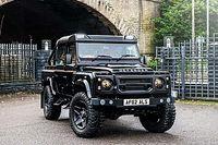 A Kahn által átépített Land Rover Defender készen áll a Ragnarökre