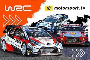World Rally Championship lança canal próprio no Motorsport.tv