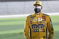 "Kyle Busch's first top-five of year part of ""building process"""