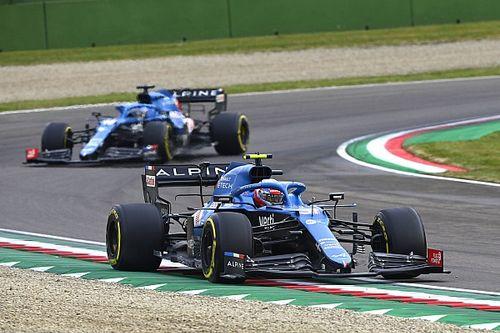 Alonso 2017 után először kapott ki a csapattársától kvalifikáción - a spanyolt lenyűgözte Ocon