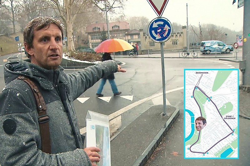 Swiss E-Prix, Pascal Derron: