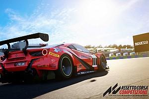 Ferrari y Hungaroring llegan a 'Assetto Corsa Competizione'