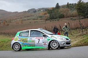 Francesco Paolini ha vinto il Rally della Fettunta 2018 davanti ad Ancillotti