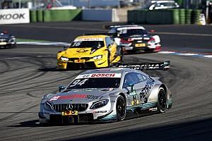 Mercedes проведе останні для себе тести DTM у Хересі
