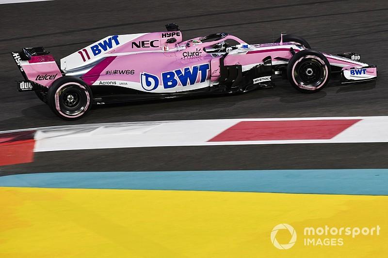 Após classificação ruim, Pérez espera pontuar em Abu Dhabi