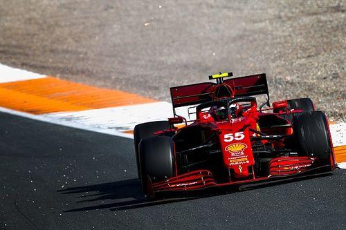 Monza a real taste of Ferrari passion for Sainz