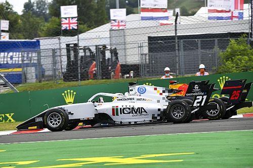 Hungary F3: Colombo wins after Edgar mechanical failure