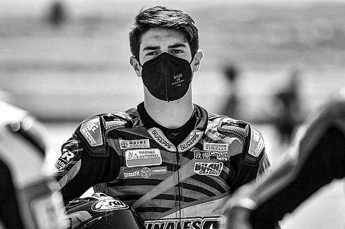 Dean Berta Viñales décède dans un accident à Jerez