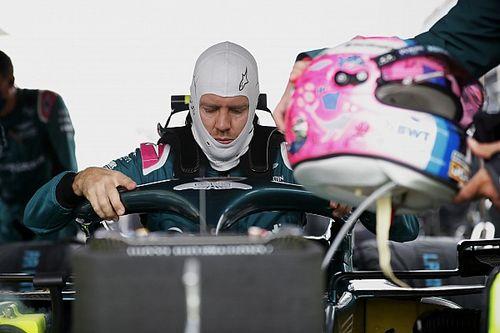 Schumacher: Az Aston Martin lejáratja magát