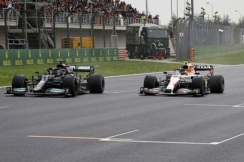 Red Bull surpris par le gain de puissance de Mercedes