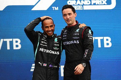 """Mercedes: """"Verstappen'in önünde yer almak için galibiyeti feda etmeye hazırdık"""""""