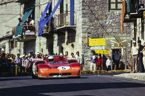 Muere Nino Vaccarella, leyenda de Le Mans y la Targa Florio