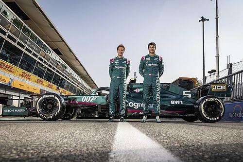 阿斯顿·马丁确认2022年F1车手阵容不变