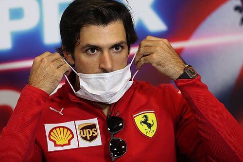 """Sainz esclusivo: """"Vi racconto la mia avventura in Ferrari"""""""