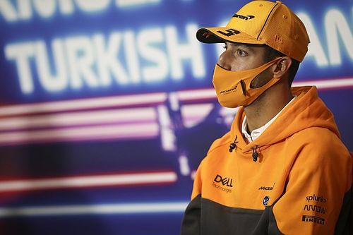 Ricciardo detalla cómo cambió su frustración de no ser campeón de F1