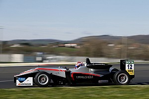 F3 Europe Qualifying report Hungaroring F3: Russell beats Prema trio in first qualifying
