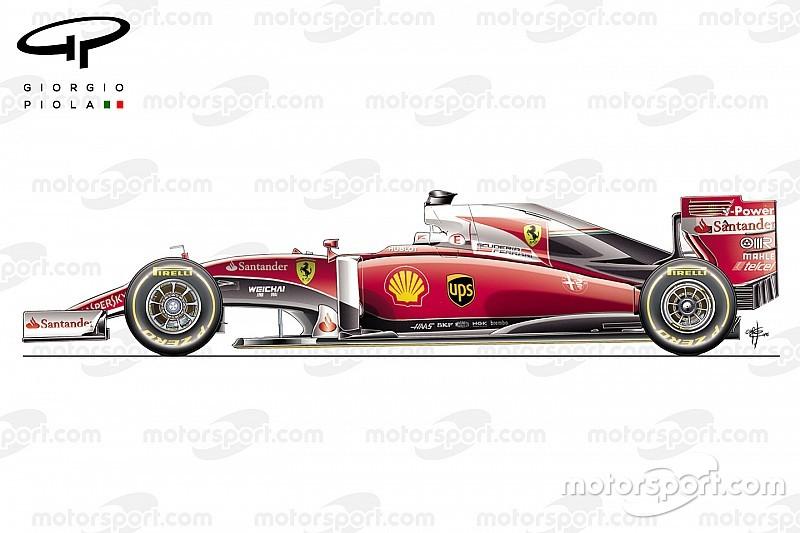 Sieht so das Ferrari-Design für die Formel-1-Saison 2016 aus?