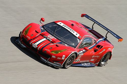 Ferrari at Le Mans 24 Hours with eight cars