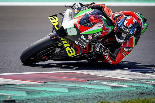 Smith to replace Iannone while doping ban lasts
