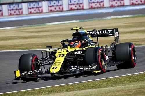 Esteban Ocon pénalisé sur la grille à Silverstone