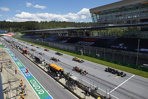 F1 Pertimbangkan Gelar Dua Balapan di Austria