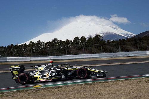 Photos - La Super Formula roule encore à Fuji