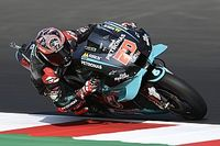 MotoGP: Quartararo lidera dobradinha da Yamaha no TL1 do GP da Emilia Romagna, em Misano
