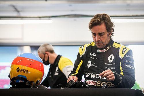 Ocon enthousiasmé par l'apport d'Alonso chez Renault