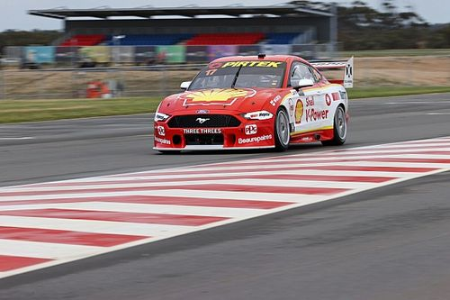 The Bend Supercars: McLaughlin takes pole, Whincup 14th