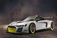 Audi Sport customer racing onthult brute R8 LMS GT2