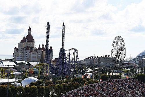 Где и когда смотреть Гран При России Формулы 1. Расписание трансляций