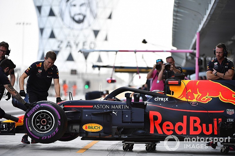 Red Bull mira Le Mans se opções na F1 em 2021 forem limitadas