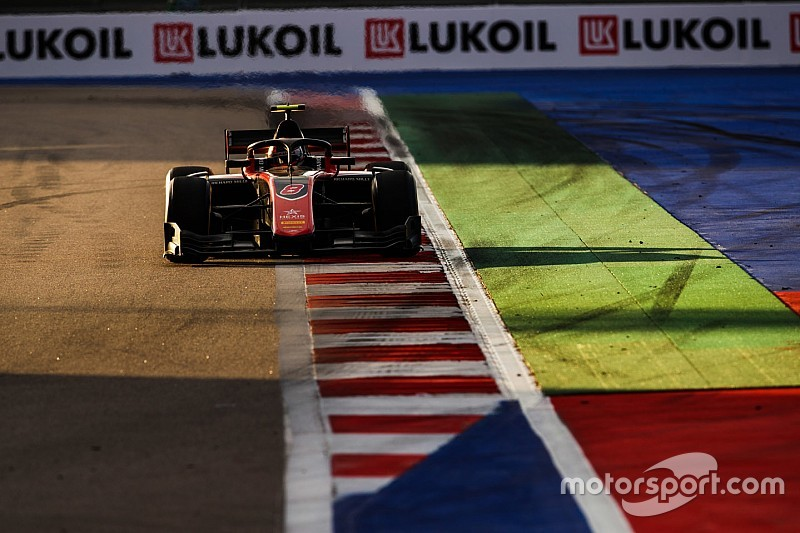 فورمولا 2: راسل يفوز بالسباق الثاني في سوتشي ويقترب من حسم اللقب