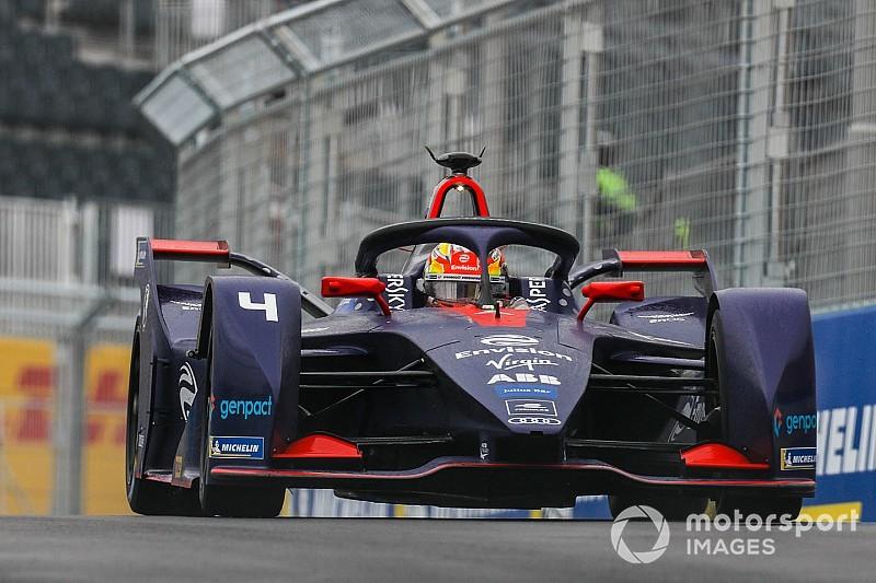 """Frijns na Formule E-opener: """"Snelheid is veelbelovend"""""""