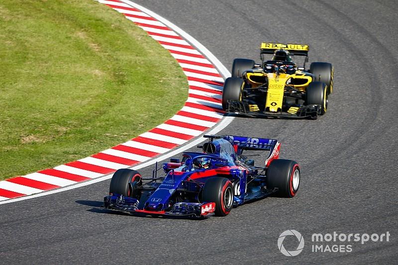 Кваліфікаційний темп Honda стурбував Renault - Сайнс