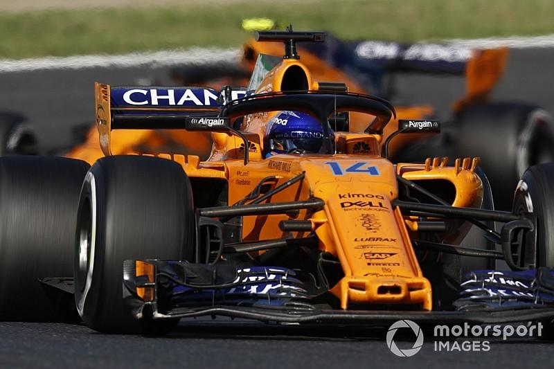Alonso: Le LMP1 et l'IndyCar ont aidé pour le 21-0 en qualifs