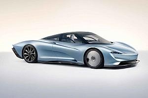McLaren Speedtail, paduan apik estetika dan performa