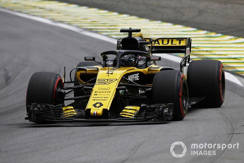 Hülkenberg : Renault se doit de faire