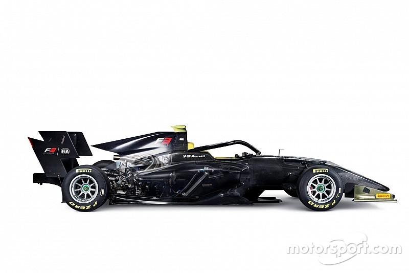 FIA onthult bolide voor het nieuwe Formule 3-kampioenschap