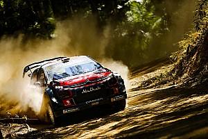 ES7 & 8 - Deux Citroën en tête, avantage Ogier au championnat