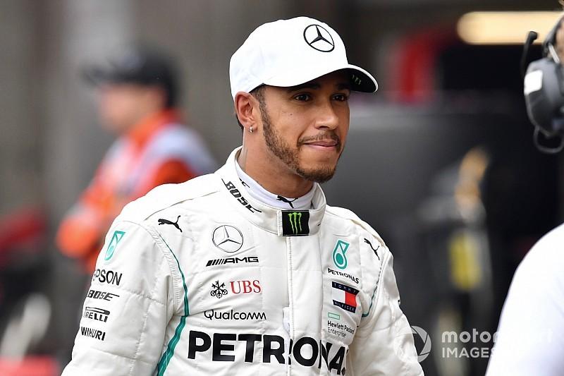 Hamilton veut discuter avec la FIA de l'éducation des jeunes pilotes